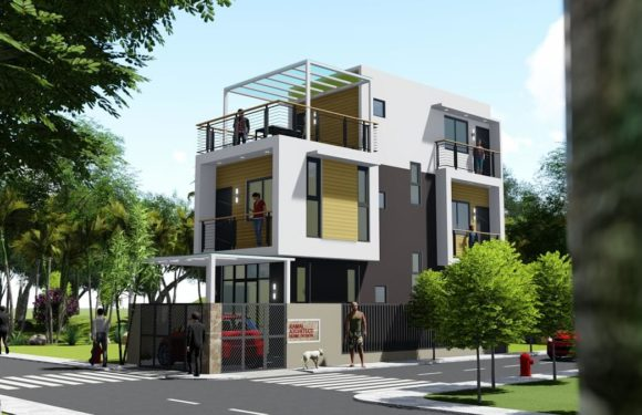 14′ By 45′ Feet Morden House Design with 3 Bedroom Full Details