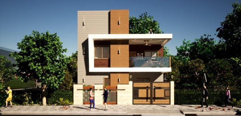 30 By 30 Feet Small House Design With 2 Bedroom Full Walkthrough 2020