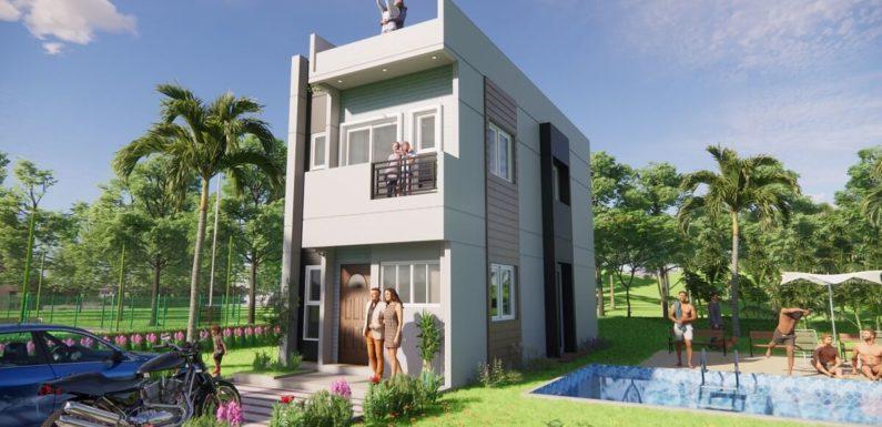 15×35 Feet Small House Design Morden House Full Walkthrough 2020