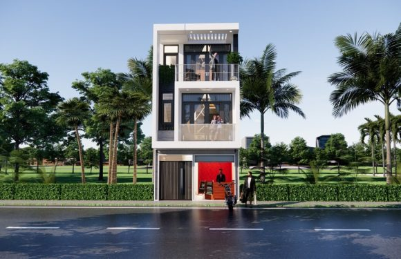15×35 Feet House Design Ground Floor Shop Full Walkthrough 2021