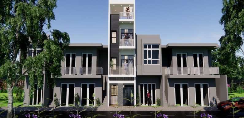 Small Space House Design || Size 10X40 Feet With 3 Bedroom Complete Details 2021