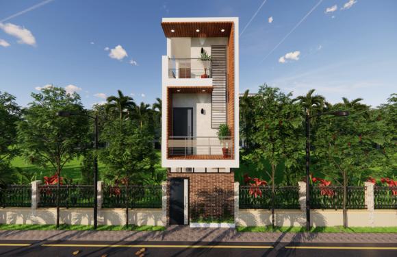 10×30 Feet Small House Design 10 by 30 Modern House Full Walkthrough 2021