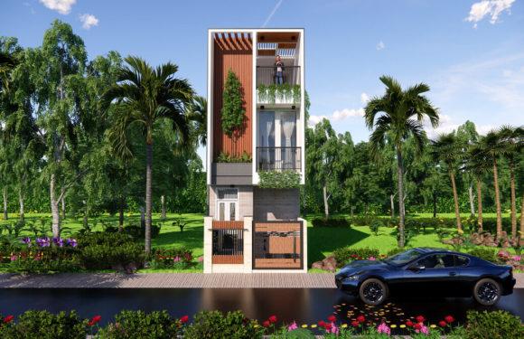12×30 Feet Small House Design Master Bedroom With Parking Full Walkthrough 2021