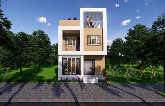 20×25 Feet Small Space House Design With 2 Bedroom Full Walkthrough 2021