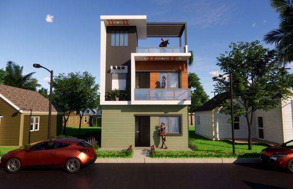 20×30 Feet 600 Sqft Small Modern House Plan With Interior Ideas Full Walkthrough 2021