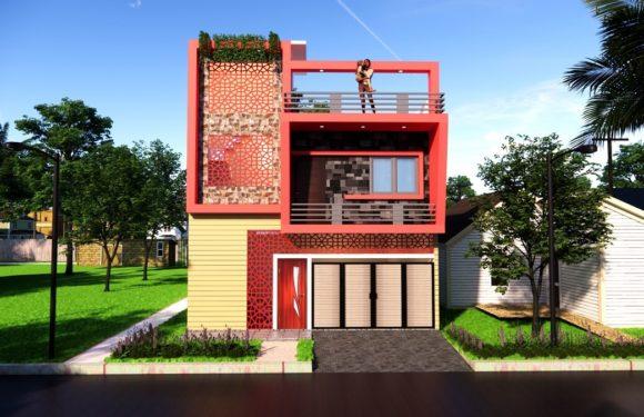 25×30 Square Feet House Plan 25×30 Feet Ghar Ka Naksha With Front Elevation Full Walkthrough 2021