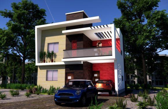 30×30 Feet Morden House Plan 3BHK || 900 SQFT Home Design With Car Parking Full Walkthrough 2021