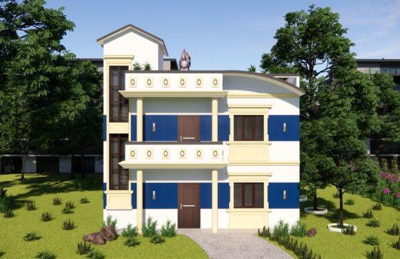 30×38 Feet Morden Dulpex House Design With Front Elevation Full Walkthrough 2021
