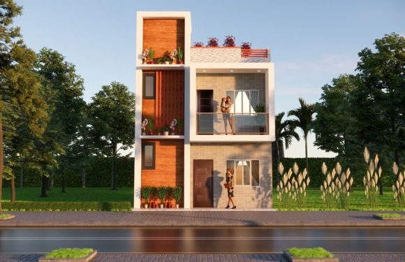 20×23 Feet Small House Design With Front Elevation Full Walkthrough 2021
