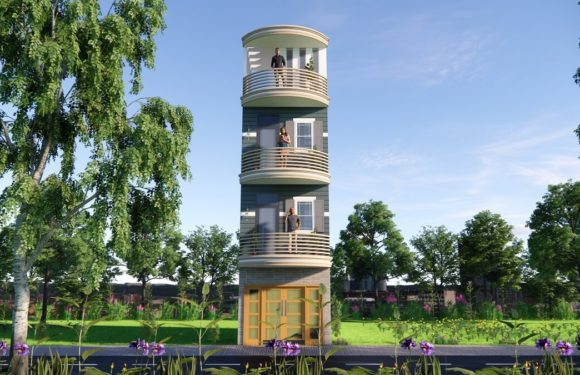 11×35 Feet Small Space House Design For Rent Purpose Full Walkthrough 2021