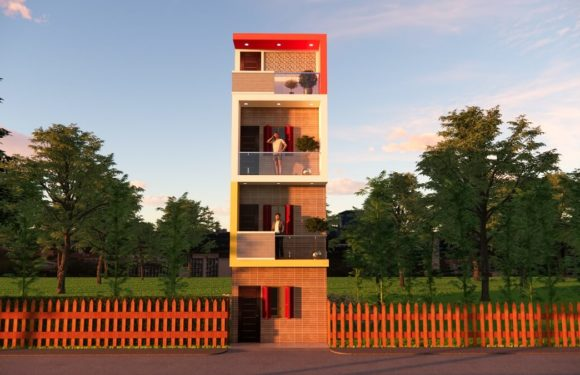 Rent Purpose Small Space House 12×37 Feet Full Walkthrough 2021