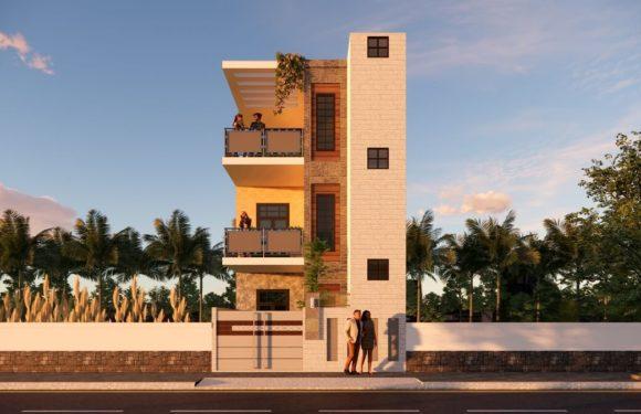 18×90 Feet 3bhk House Design With Car Parking Full Walkthrough 2021