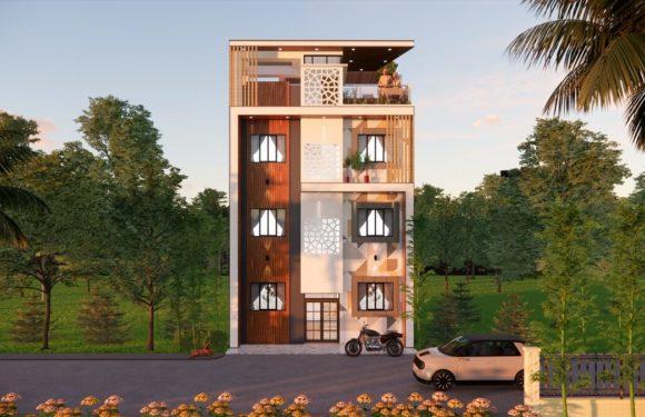 1BHK 6 Flat 25×24 Feet Small Space House || 600 sqft House Plan Full Walkthrough 2021