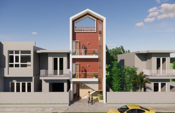 1 BHK Each Floor For Rent Purpose 16×35 Feet House Design Walkthrough 2021