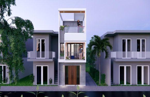 11×37 Feet 4 Bedroom House Design || 11*37 Small House Walkthrough 2021