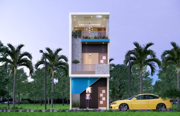 Low Budget Small Space House || 12×20 Feet Ghar Ka Naksha || 240 sqft || 27 Gaj || Walkthrough 2021