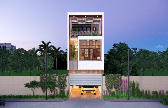 12×24 Feet Small House Plan With Car Parking || 288 sqft || 32 Gaj || Walkthrough 2021