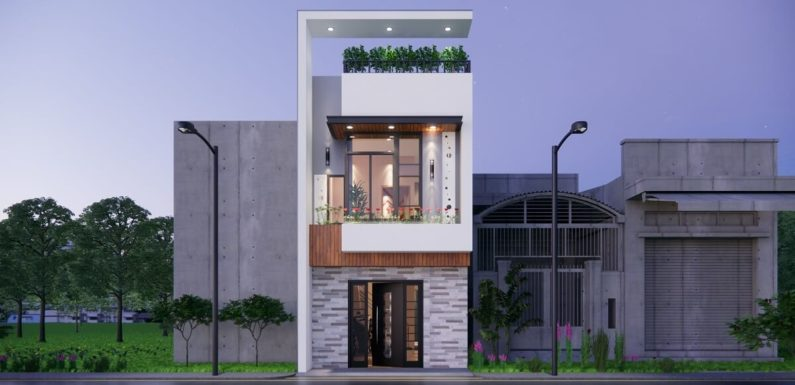 13×36.5 Feet Small House Design || 13*36 Feet With Small Bike Parking || 474 sqft || 53 Gaj || Walkthrough 2021