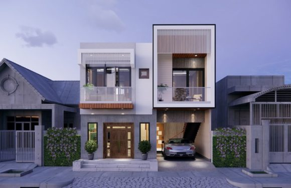 3 Bedroom House Design 25×25 Feet With Parking || 625 sqft || 70 Gaj || Walkthrough 2021