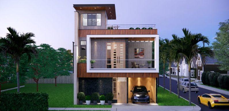 25×40 Feet 3BHK House Design    Beautiful House Design with Parking    1000 sqft    112 Gaj    Walkthrough 2021