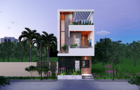 Small Space House Design 16×20 Feet || 2BHK House Design || 320 sqft || 35 Gaj || Walkthrough 2021